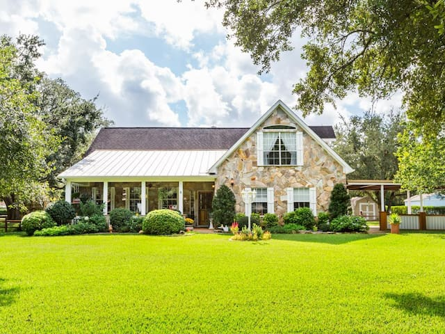 Texas Farmhouse Elegance **Super Bowl Rental** - Manvel - Maison