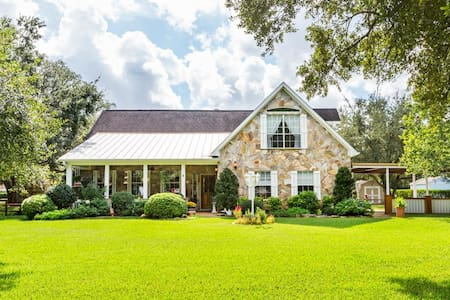 Texas Farmhouse Elegance **Super Bowl Rental** - Manvel