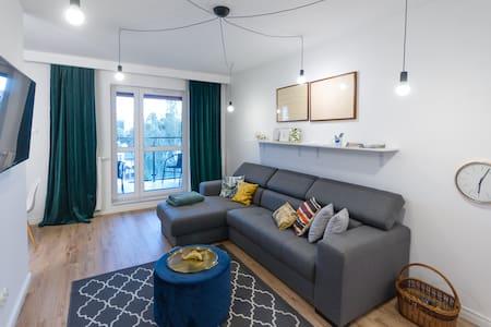 Apartament Starodomaszowska