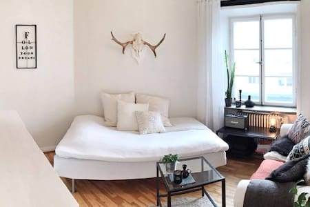 By The Sea: Cosy & Central - Stockholm - Wohnung