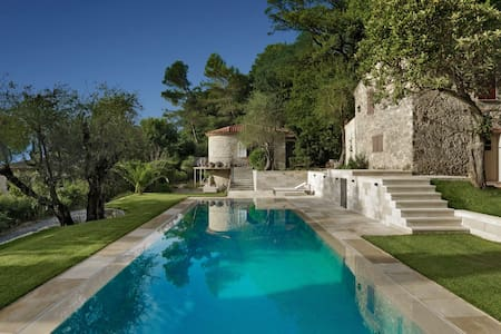 Beautiful Double Villa Mougins/Cannes- Côte d'Azur - ムージャン - 別荘