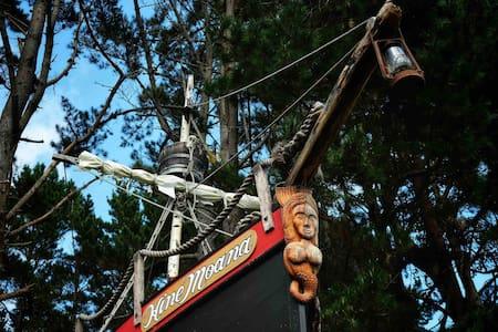 Pirateship Treehouse