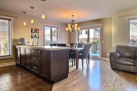Superb modern condominium - Boucherville