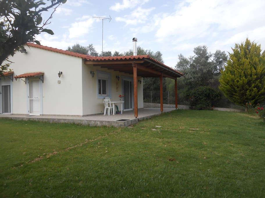 Sweet village house