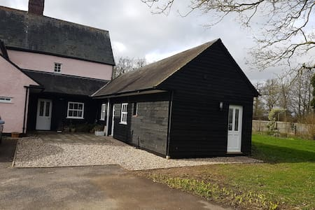 The Fox Inn Annexe, Horses & Hens. - Longstowe - Pensió
