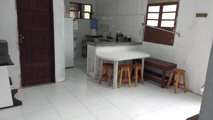 Casa de Praia em Praia do Sol/Cabuçu-Bahia