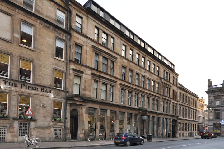 City Centre Apartment - Best Location in Glasgow - Glasgow - Appartement