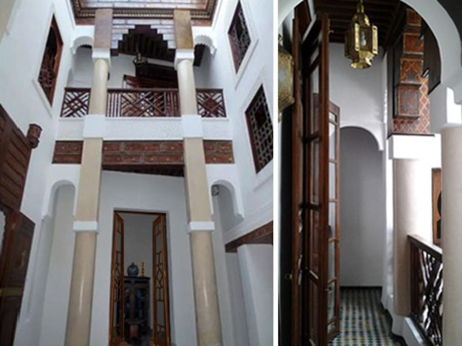 Dar Eva, a luxurious and secret Riad