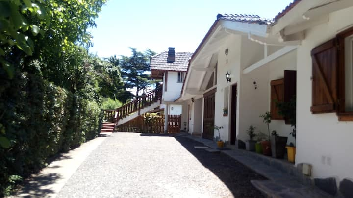 Villa General Belgrano  - Departamento 4 personas