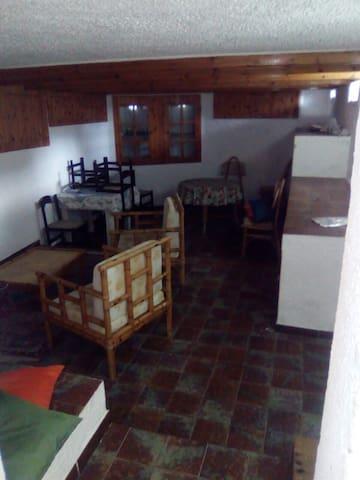Appartamento in un villaggio - Geremeas - Leilighet