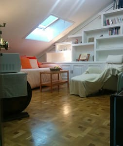 Estudio-buhardilla -Majadahonda- Madrid a 15 min. - Majadahonda - 公寓