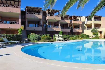 Splendid Sea View no. 21 Apartment - Porto Pozzo - Lägenhet
