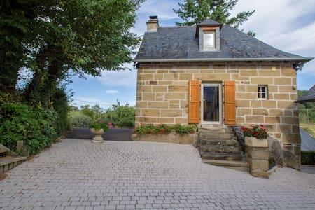 le monédiére est un gîte ideal pour un couple - Lissac-sur-Couze - Haus