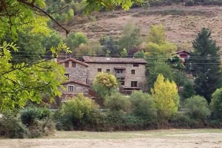 Casa rustica con encanto en la aldea de Zaldierna - Zaldierna - Hus