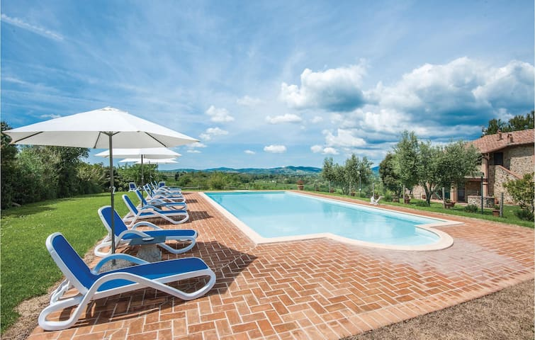 Holiday apartment with 1 bedroom on 50m² in Cinigiano GR