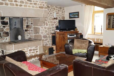 Chambre dans maison de campagne - Saint-Sauveur-des-Landes