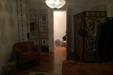 Privatzimmer in 3-Zimmer Altbauwohnung - Mannheim