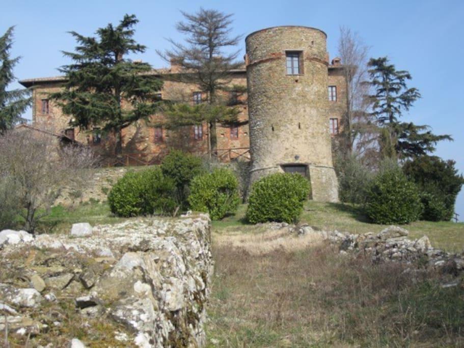 Castello con Torre