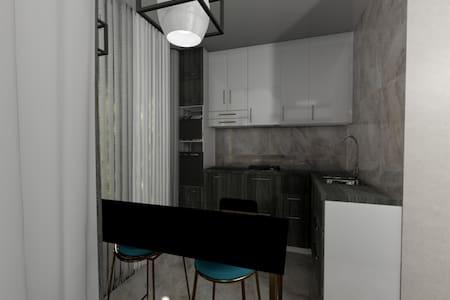 Современная квартира в ЖВ