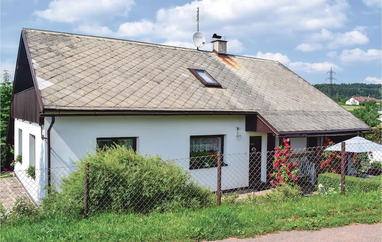 Holiday apartment with 3 bedrooms on 130m² in Cerveny Kostelec
