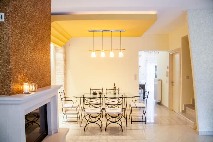 Luxurious west side maısonette in Alexandroupolis