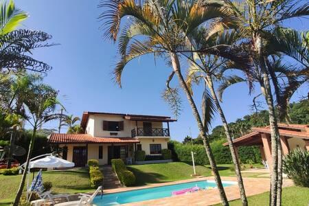 Casa de Campo Paraíso Ecológico Região de Atibaia