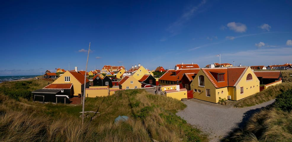 Come to the top of Denmark - Skagen