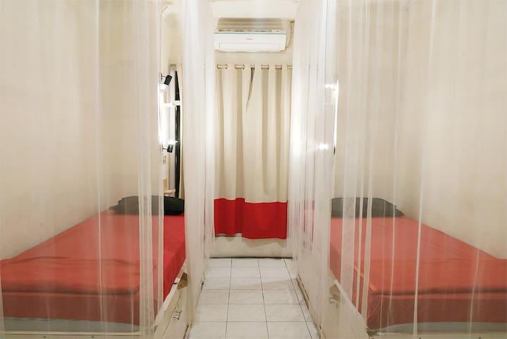 Comfy Private Room w/ Bfast @ Bunk Bnb Yogyakarta