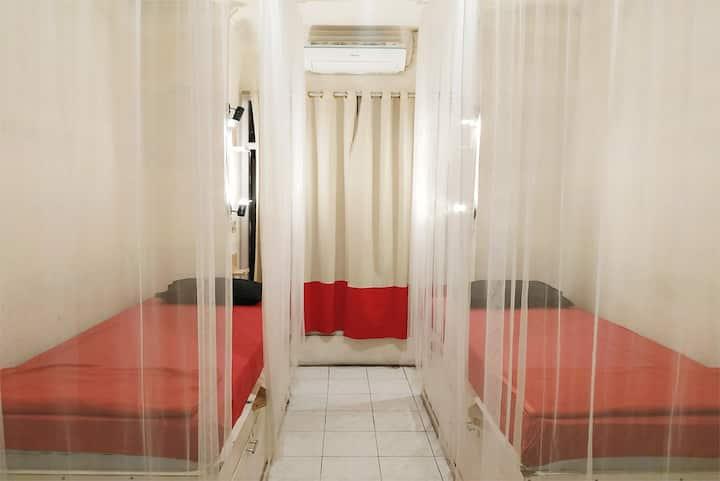 Comfy Private Room @ Bunk Bnb Yogyakarta