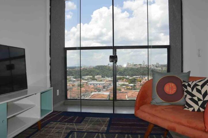 Moderno Apartamento Próximo ao Centro de Atibaia