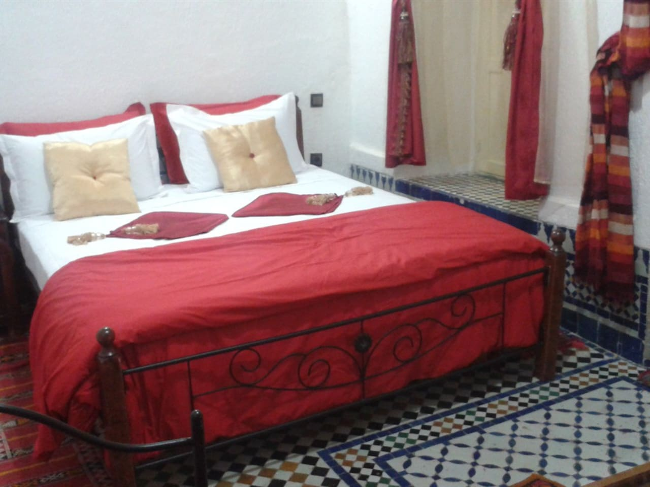 chambre Mouna