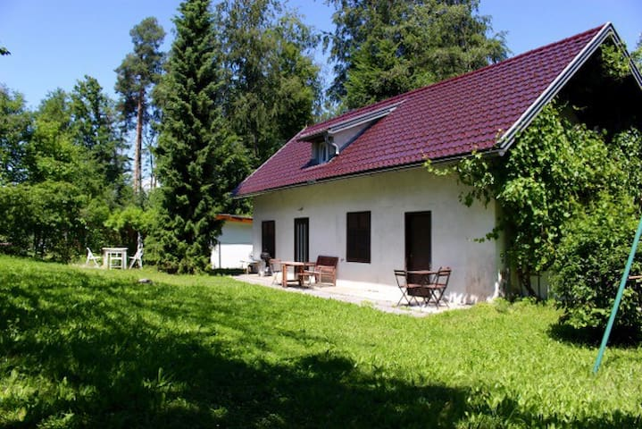 holiday apartment for 2-6 persons - Seelach - Hus