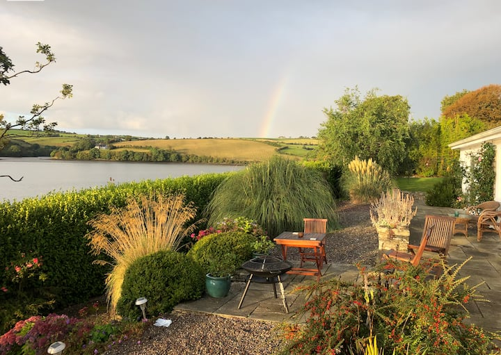 Double room by the river near kinsale