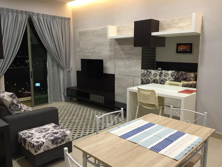 Lavishly Fully Furnished Studio For Rent
