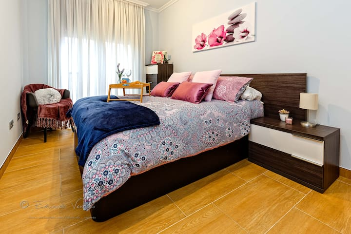 Agradable y cómodo apartamento