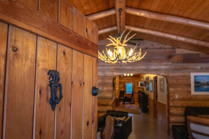 Timberside Cabin