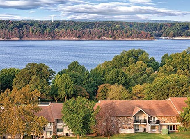 Grand Lake, OK, 2 bedroom #2 - Afton - Apartamento