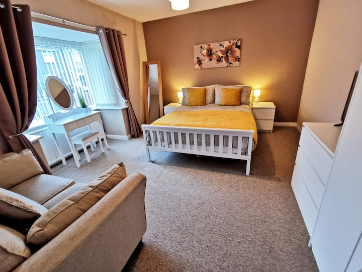 Arkle House - gorgeous home-from-home in Amble.