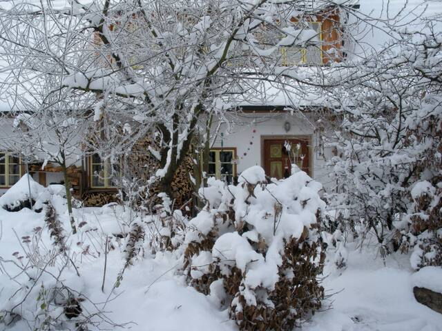 Austrian farmhouse built round 1700 - Gries bei Oberndorf