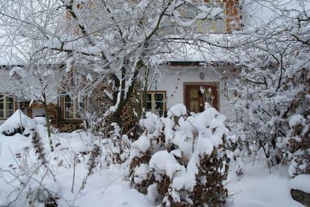 Austrian farmhouse built round 1700 - Gries bei Oberndorf - Apartamento