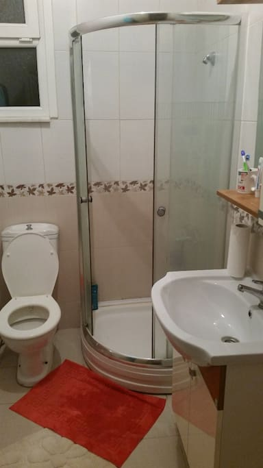 The bathroom, expecting anything special? :D