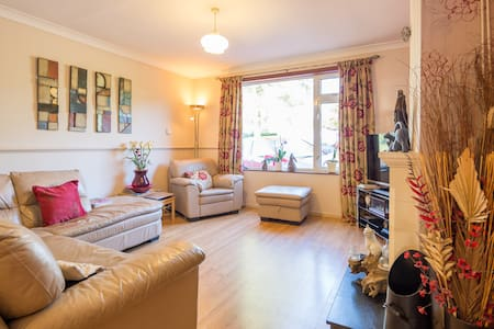 A nice homely single room Cambridge - House