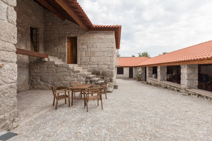 Casa da Lagiela, Country House - Travassós - Villa