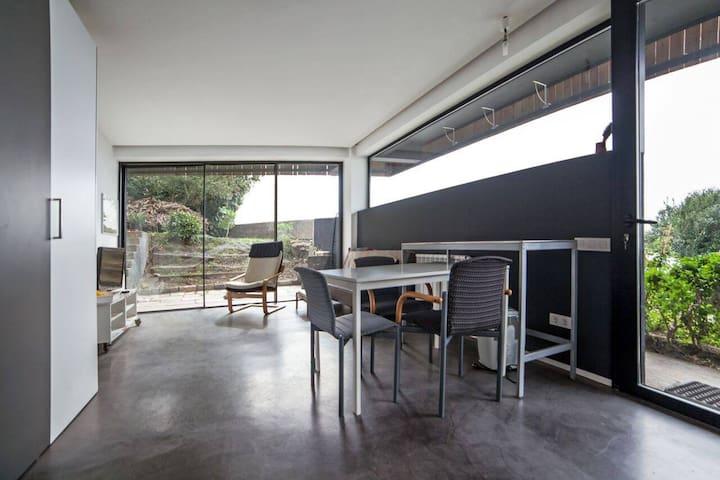 A Casa da Caracola, Caión-A Coruña - A Laracha - Apartment