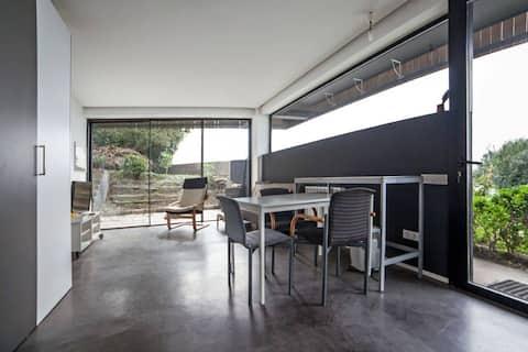 A Casa da Caracola, Caión-A Coruña