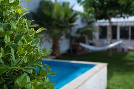 Casa amplia en pueblo precioso del Delta del Ebro