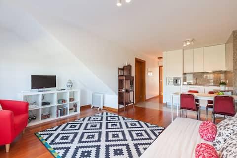 Charming Apartment in Valença 02