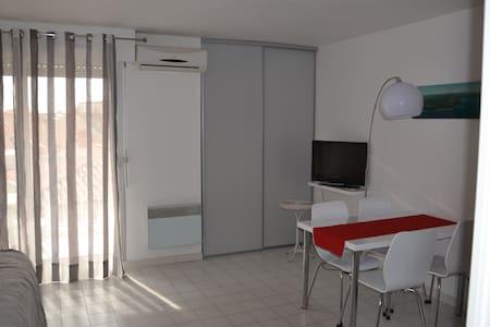BANDOL CENTRE VILLE CALME 3 PERS - Apartamento