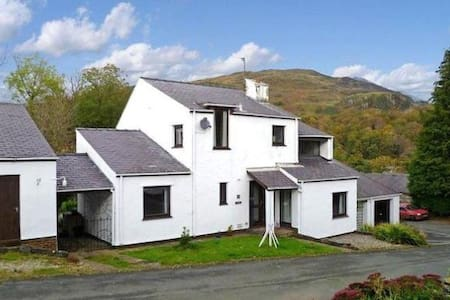 Spacious House in Beautiful Village - Beddgelert  - บ้าน