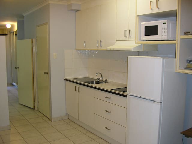 Central Darwin - right in the heart of the city - Darwin - Apartment